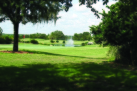 Dredging and Geotextile Tubing Golf Course