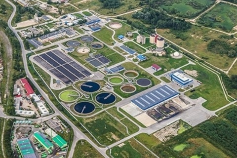 Dredging Waste Water Treatment Plants