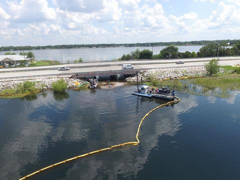 Navigable Waterway Maintenance Dredging