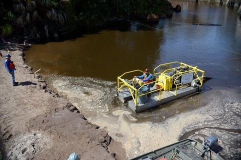 Industrial Waste and Sediment Removal